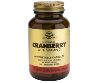 Cranberry Extract with Vit.C veg. caps 60s