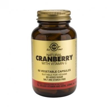 Cranberry Extract with Vit.C veg. caps 60s
