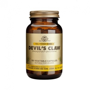 Devil's Claw veg. caps 100s