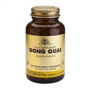 Dong Quai veg. caps 100s