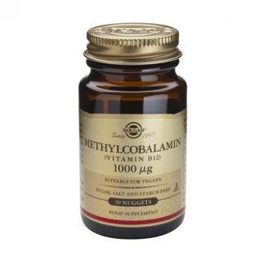 Methylcobalamin (Vitamin B-12) 1000mcg tabs. 30s