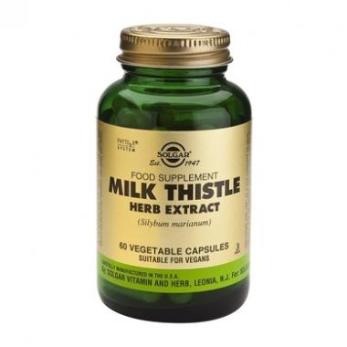 Milk Thistle Herb Extract veg. caps 60s