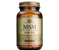 MSM 1000mg tabs. 60s