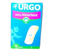 Urgo ultra absorbant x 10