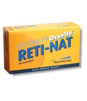 Ocuvite Reti-Nat Forte