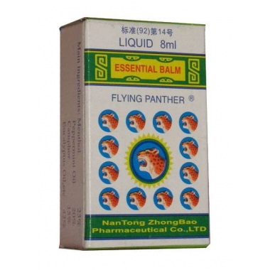 Balsam China lichid 8ml
