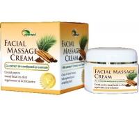 Crema masaj facial scortisoara 40g