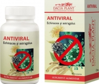 Antiviral echinacea & astragalus 60cpr