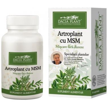 Artroplant cu MSM 60cpr