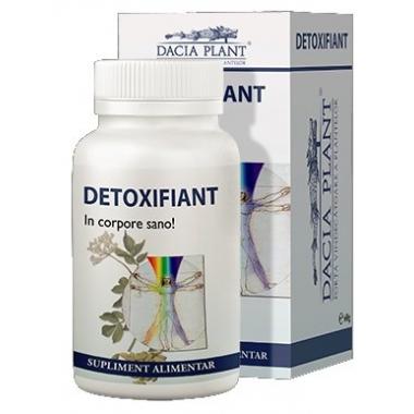 Detoxifiant 60cpr