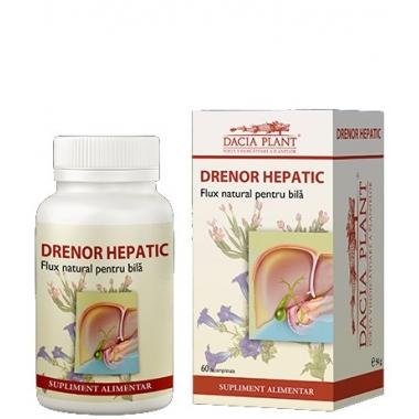 Drenor Hepatic 72cpr -20% GRATIS