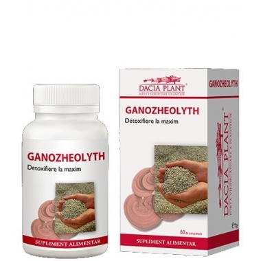 Ganozheolyth 60cpr