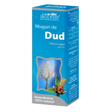 Gemoderivat Dud Muguri 50ml