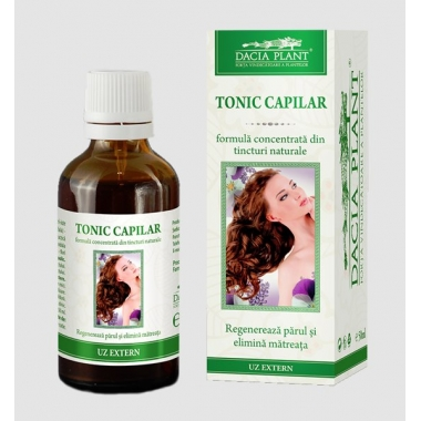 Remediu Tonic capilar 50ml