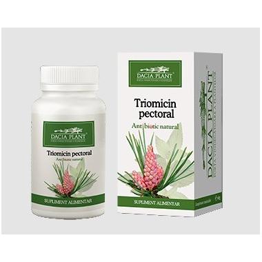 Triomicin Pectoral 72cpr -20% GRATIS