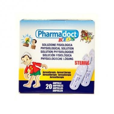 Ser fiziologic 20x5ml Pharmadoct