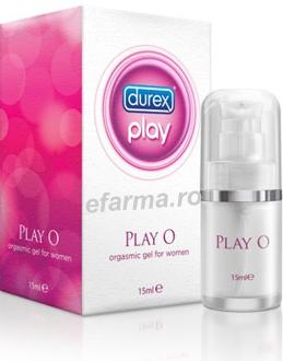 Durex Play O Gel pentru Stimularea Orgasmului la Femei