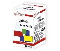 Lecitina si Magneziu 30cps