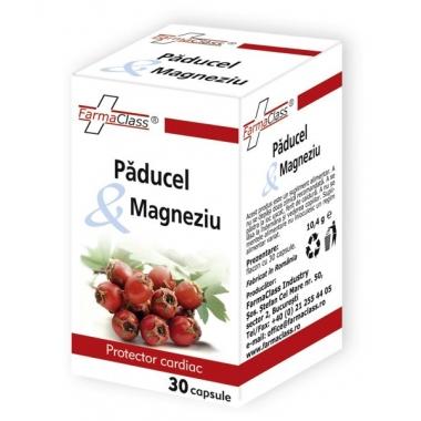 Paducel & Magneziu 30cps