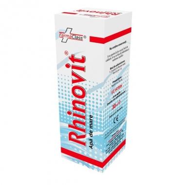 Rhinovit spray cu apa de mare 30ml