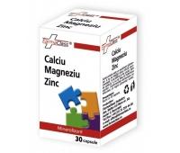 Calciu Magneziu Zinc 30cps