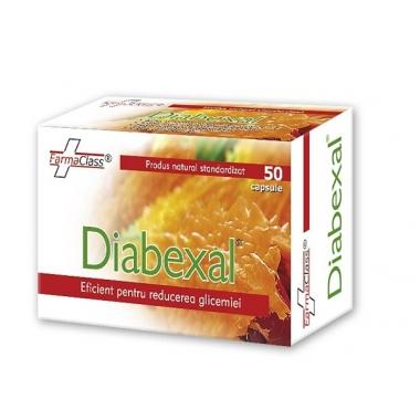 Diabexal 50cps