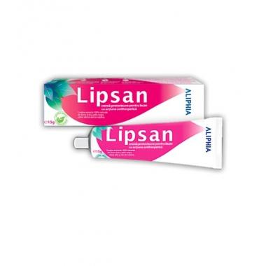 Lipsan crema protectoare pentru buze 15g