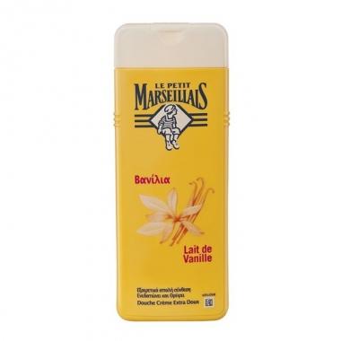 Gel de dus cu lapte de vanilie 250ml