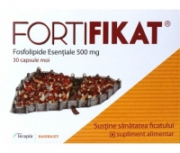 Fortifikat 500 mg x 30 cps moi