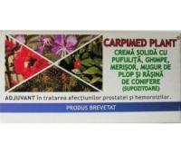 Carpimed Plant supozitoare 1g x10 + 2 GRATIS