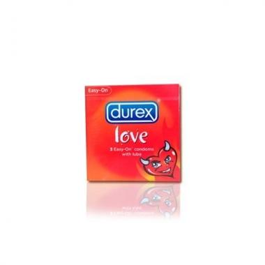 Durex Love 3buc+1 GRATIS