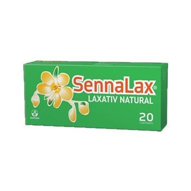Sennalax laxativ natural 20cpr