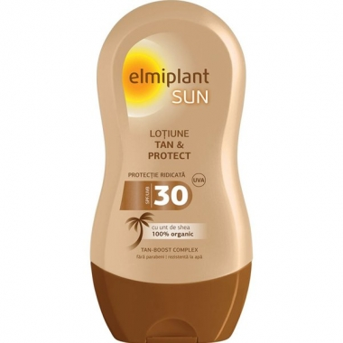 Lotiune Tan&Protect SPF30 200ml