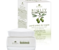 Crema Bioliv Antiaging noapte 50ml