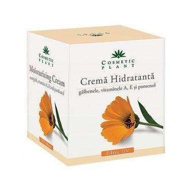 Crema Hidratanta cu galbenele si pantenol 50ml