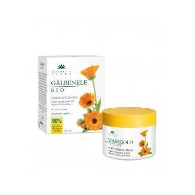 Crema Hidratanta cu galbenele (Bio) 50ml