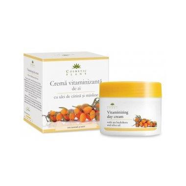 Crema vitaminizanta de zi cu catina si masline 50ml