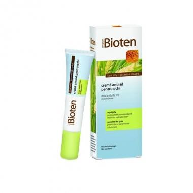 Bioten Crema antirid ochi 15ml