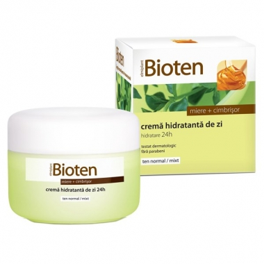 Bioten Crema hidratanta ten normal 50ml
