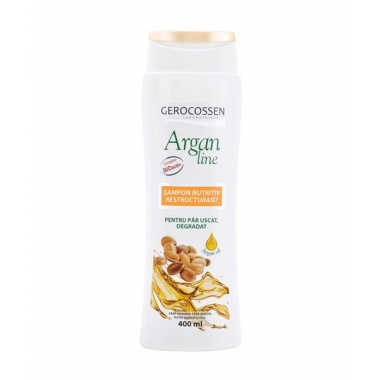 Argan Sampon nutritiv restructurant 400ml