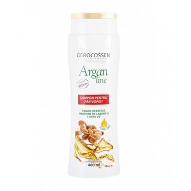 Argan Sampon par vopsit 400ml -15% GRATIS