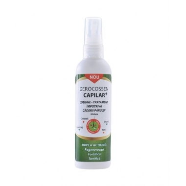 Capilar+ Lotiune tratament 125ml