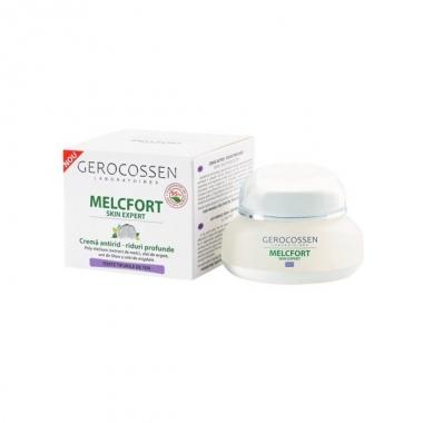 Melcfort Crema antirid riduri profunde 35ml