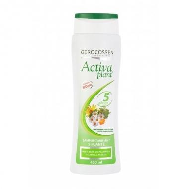 Activa Sampon tonifiant 5 plante 400ml