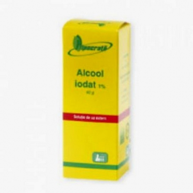Alcool iodat 1% 40g