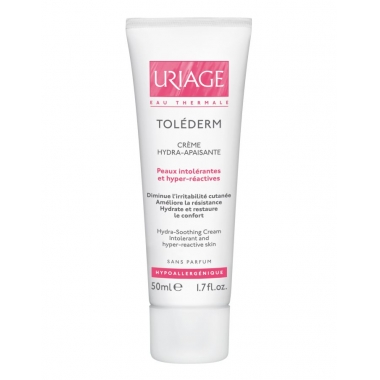 Uriage Tolederm crema x 50 ml