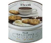 Fursecuri Tivoli cu ciocolata si lapte 150g