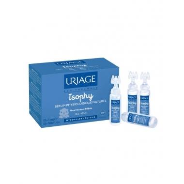 Uriage Isophy ser fiziologic 5 ml x 18 unidoze