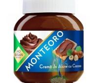 Crema Alune F zahar cacao mont 350 gr