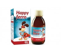 Happy Ferro+1 an *Sirop*100 ml